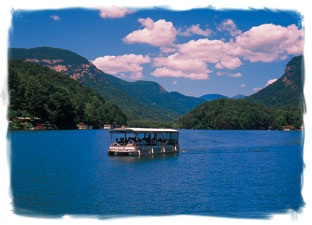 lake lure cruise