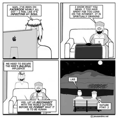 jesus and mo Internet