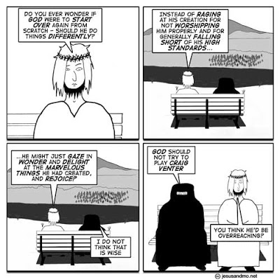 jesus and mo venter